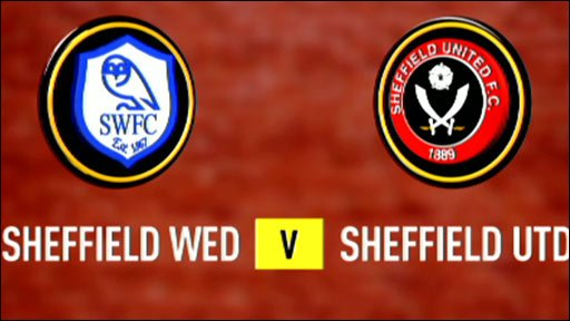 Sheff Wed v Sheff Utd
