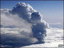 Iceland eruption