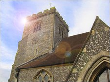 St Mary's Church in Thatcham