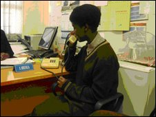 Kabulonga Basic School Reporter in Lusaka, Zambia