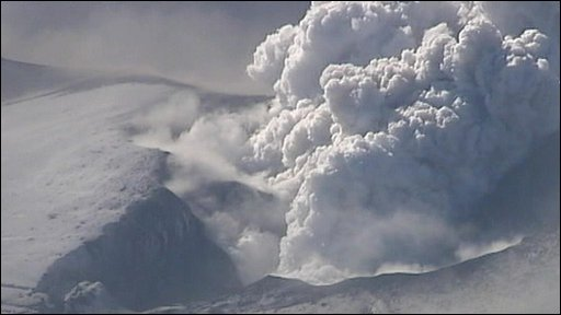 Icelandic ash cloud