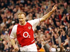 The non-flying Dutchman Dennis Bergkamp