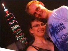 Ian and Corine