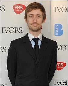 Neil Hannon is seen at the Ivor Novello Awards Nomination launch at the Ivy Club in London