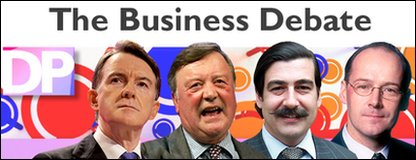 Business line-up