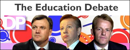 Education line-up
