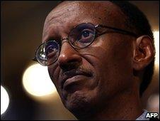 President Paul Kagame, Rwanda
