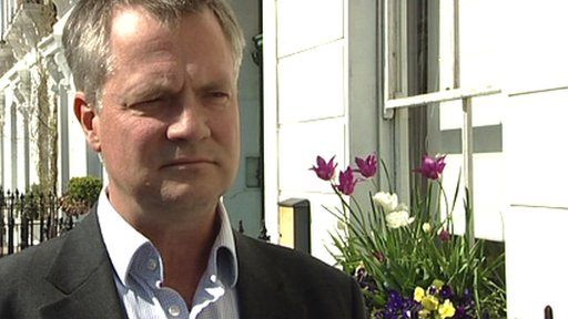 Professional Cricketers' Association chief executive Angus Porter