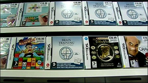 Brain training games on sale