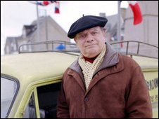 Del Boy from Only Fools and Horses