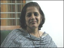 Professor Jaya Gadgil