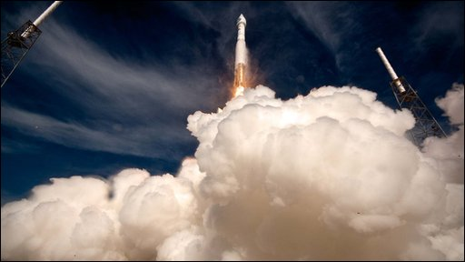 SDO launch (ULA)