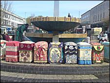 Plymouth sundial