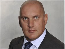 Nick King, Conservative candidate for Mid Dorset and North Poole