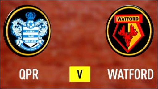 QPR 1-0 Watford