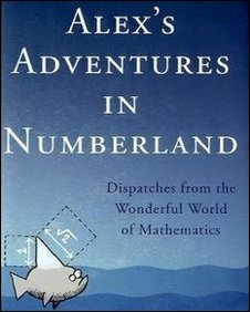 Alex's Adventures In Numberland book cover