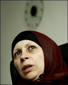 Isabelle Praile, Vice-President of the Muslim Executive of Belgium