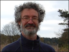Suffolk Wildlife Trust's David Mason