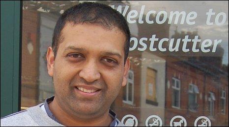 Costcutters - Dips Patel