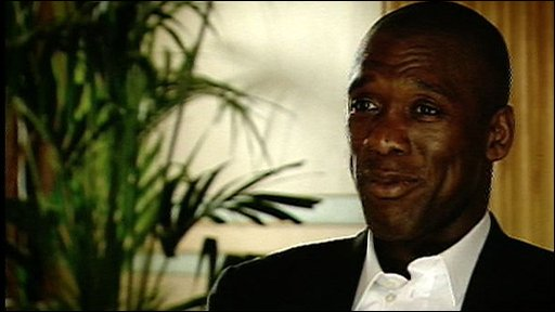 BBC World Cup pundit Clarence Seedorf