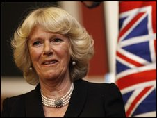 Duchess of Cornwall speaking at event to launch British Food Fortnight