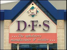 DFS store front