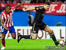 Steven Gerrard; Luis Amaranto Perea