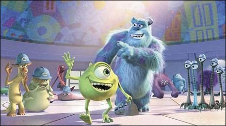 ���� ����� ���� �������� �������� ����� ������ ����� �� ���� ����� Monsters Inc sequel 2 _47698877_monsters1_