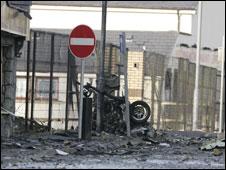 Newtownhamilton car bomb