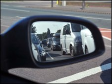 wing mirror