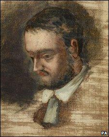 Portrait d'Emile Zola by Cezanne