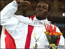 Phillips Idowu won Commonwealth gold for England in 2006