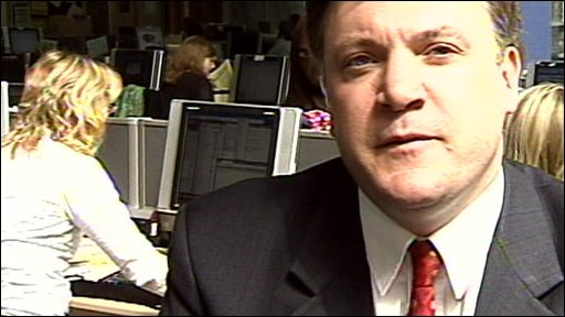 Children's Secretary, Ed Balls