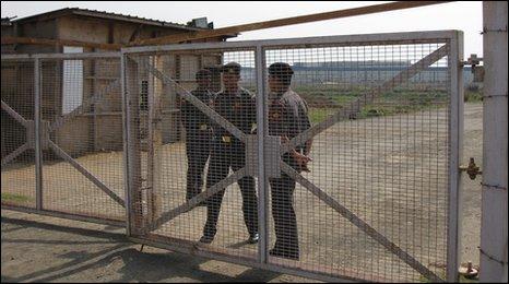 The deserted Nano factory in Singur