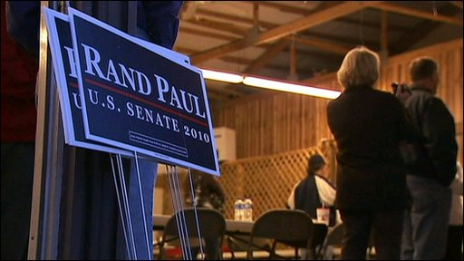 Rand Paul event in Kentucky