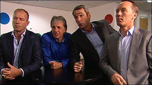BBC Sport pundits