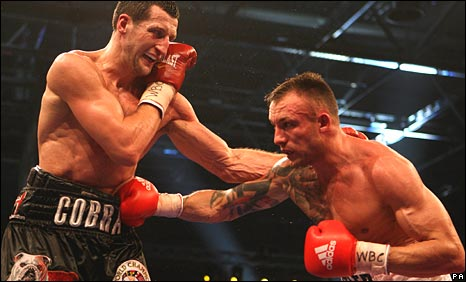 Carl Froch V Mikkel Kessler rematch looking likely