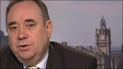 Alex Salmond