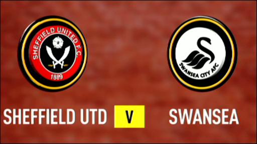 Sheff Utd 2-0 Swansea