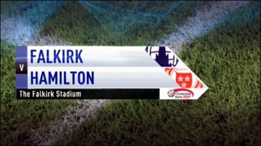 Falkirk v Hamilton