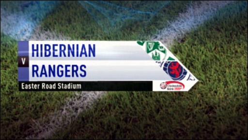 Hibernian v Rangers