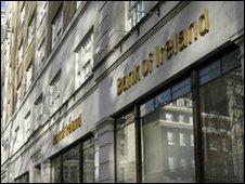 Bank of Ireland branch