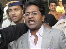 Lalit Modi, file photo