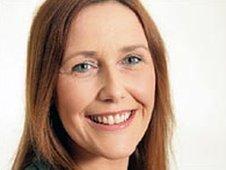 Farepak campaigner Suzy Hall