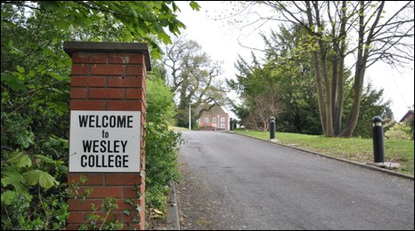 Wesley College in Bristol