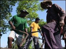 Rebuilding the Sri Lankan railway
