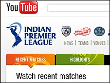 The IPL has created a channel on Youtube