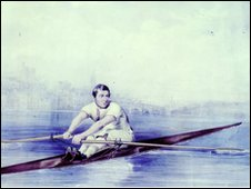 Image of rower Harry Clasper. Courtesy of Tyne & Wear Archives & Museums