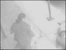 Still image taken from CCTV footage