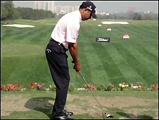 Jeev Milkha Singh - the highest ranked Indian golfer